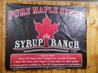 maple syrup bowlus mn